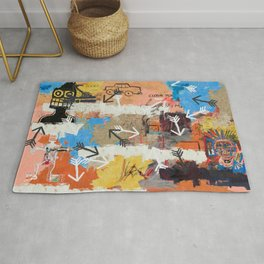 Arrows Pointed At You Rug