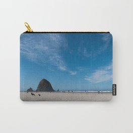 Haystack Rock, Cannon Beach Carry-All Pouch