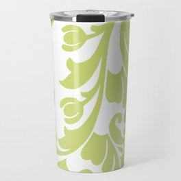 Calyx Damask Travel Mug