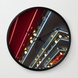 The Strip Wall Clock