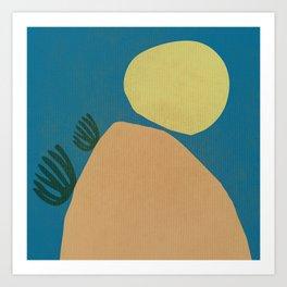Sndaze Art Print