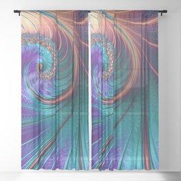 Flamenco Sheer Curtain