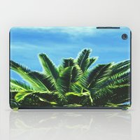 "palm tree iPad Cases featuring Palm TreE  by ""CVogiatzi."