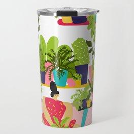 Love Plants Travel Mug