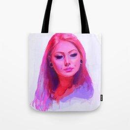 Vanity Pink Tote Bag