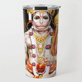 Hanuman Hindu Monkey God 4 Travel Mug