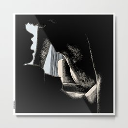 asc 440 - La lumière du matin (The morning light) Metal Print