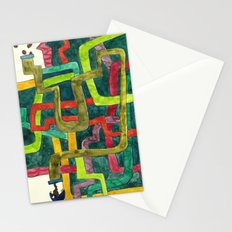 Where is my coffee? Stationery Cards