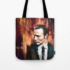Dr. Hannibal Lecter Tote Bag