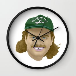 Mac DeMarco - Good Molestor Wall Clock