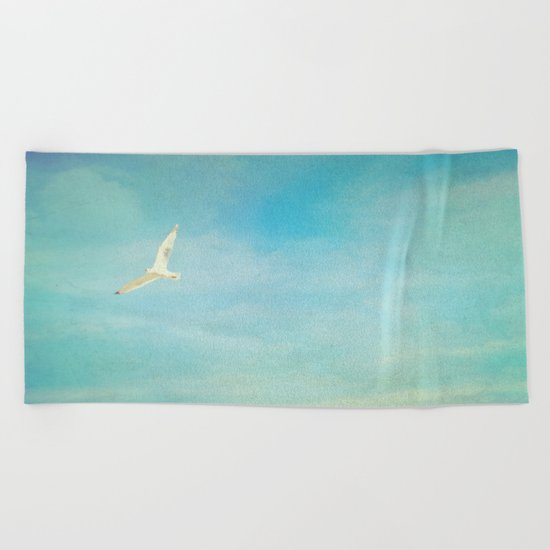 soar Beach Towel