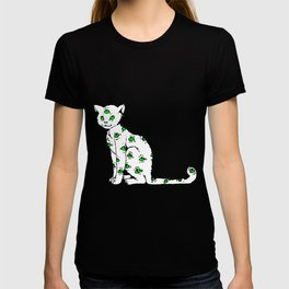 SCAREDY CAT (Cool Colors) T-shirt