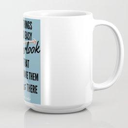 GOOD THINGS Coffee Mug