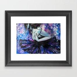 Dealines Framed Art Print