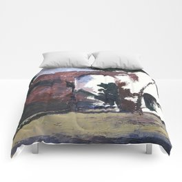 Roman Arch Comforters