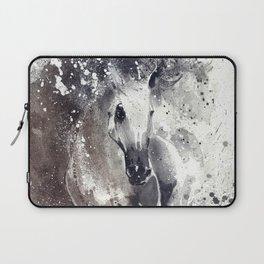 Arabian Stallion Laptop Sleeve