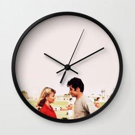 GREASE Wall Clock