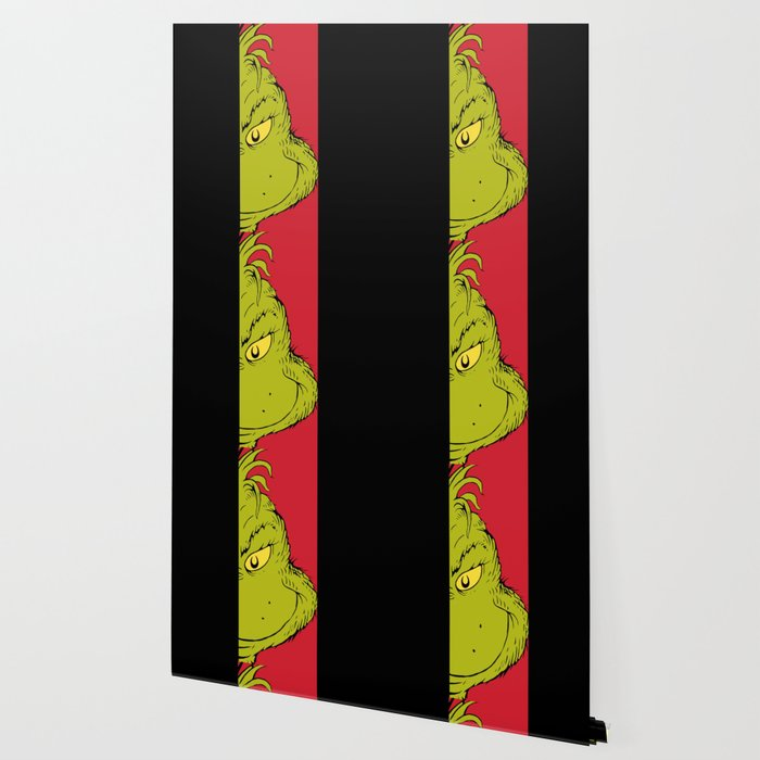 Grinch Wallpaper by viniboeira   Society6