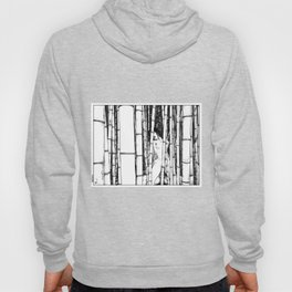 asc 576 - La cage de bambous (The bamboo cage) Hoody