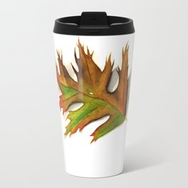Fall leaf Travel Mug
