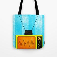 ICU. Tote Bag