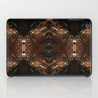 battlestar galactica iPad Cases featuring Galactica by Robin Curtiss