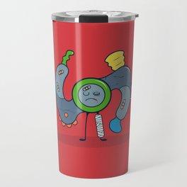 It's All Fun & Games Until Someone Gets Hurt... Travel Mug