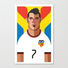DV7 | Los Che Canvas Print