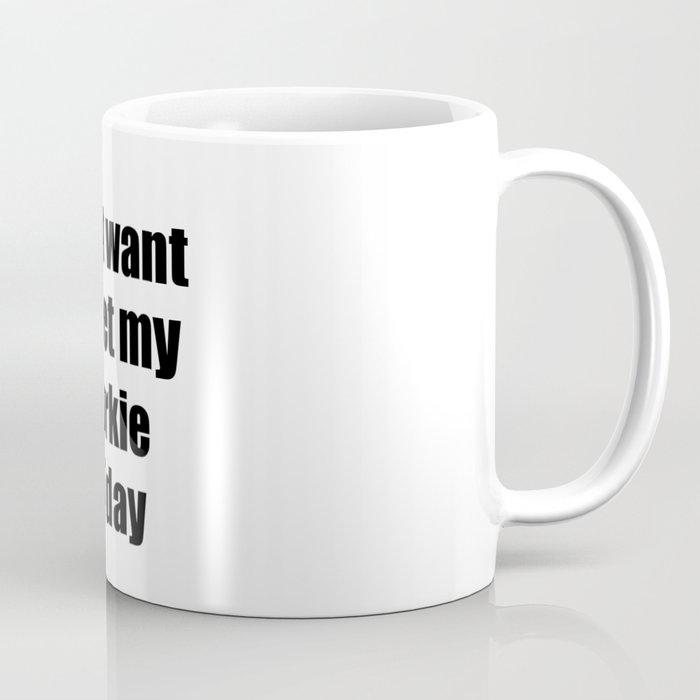 Morkie Dog Lover Mom Dad Funny Gift Idea Coffee Mug By
