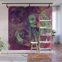 """""""Siren universe nebula"""" Wall Mural"""