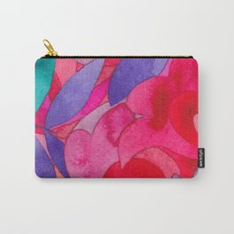 Princess of the flowers in pink ornament Carry-All Pouch