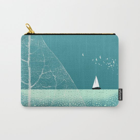 Ocean Wonderland II Carry-All Pouch