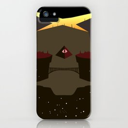 When Gravity Falls iPhone Case