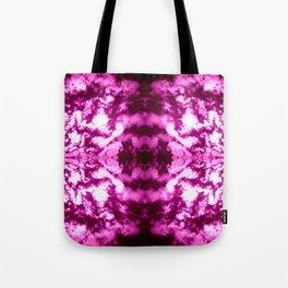 Violet Vibration Tote Bag