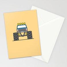 #5 Bigfoot Stationery Cards