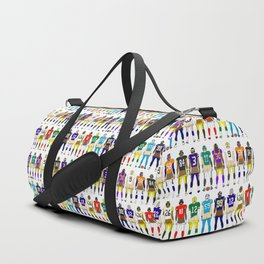 Football Butts Duffle Bag