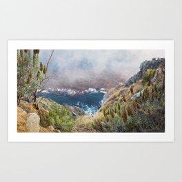 Surface Art Print