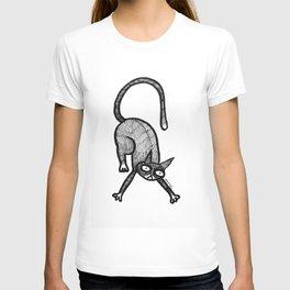 stretchy kat T-shirt