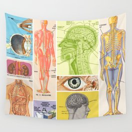 It's What's On The Inside… Wall Tapestry