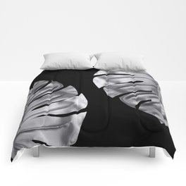 Silver blood Comforters