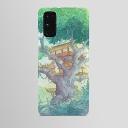 Tree Top Android Case