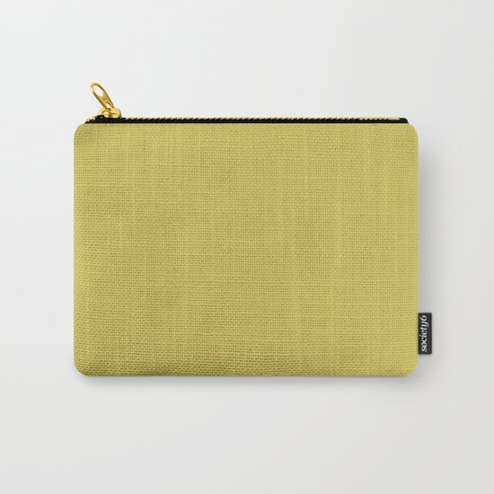 Simply Mod Yellow Carry-All Pouch
