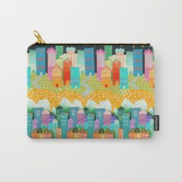 night town Carry-All Pouch