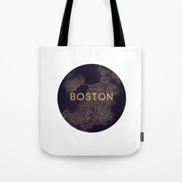 outline map Tote Bag