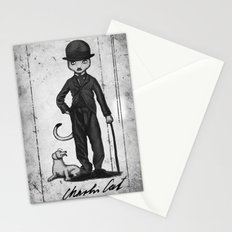 Charlie Cat Stationery Cards