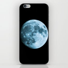 Moon - Space Photography iPhone Skin