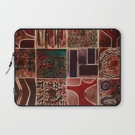 Quilt of a Sort Laptop Sleeve