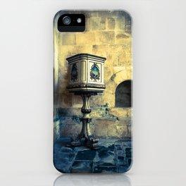 Monastry of Alcobaca, Portugal iPhone Case