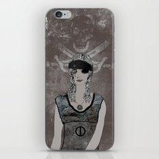 Weeping Pirates iPhone & iPod Skin