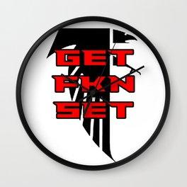 GETFKNSET Wall Clock